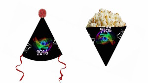 Hat:Popcorn Smart As A Fox 2016
