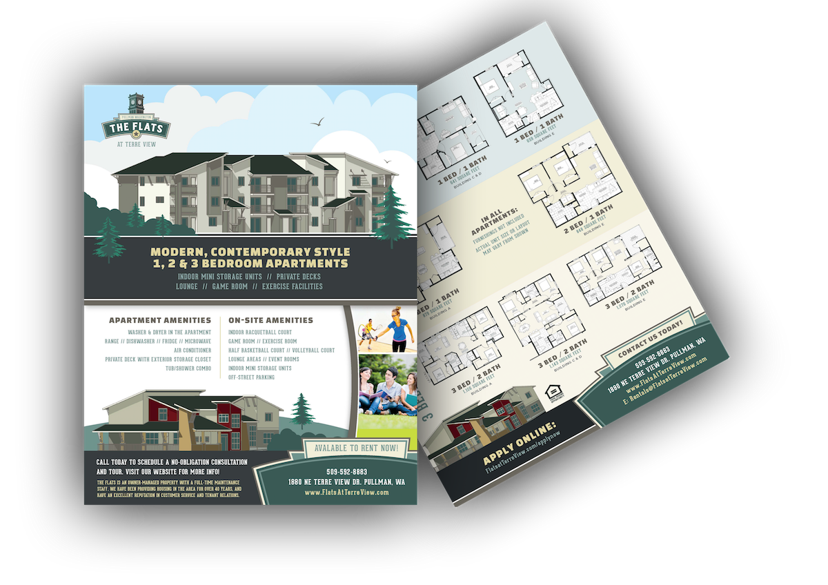 Brochure Design - Smart As A Fox