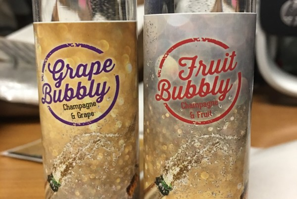 Fruit and Grape Bubbly - Smart As A Fox